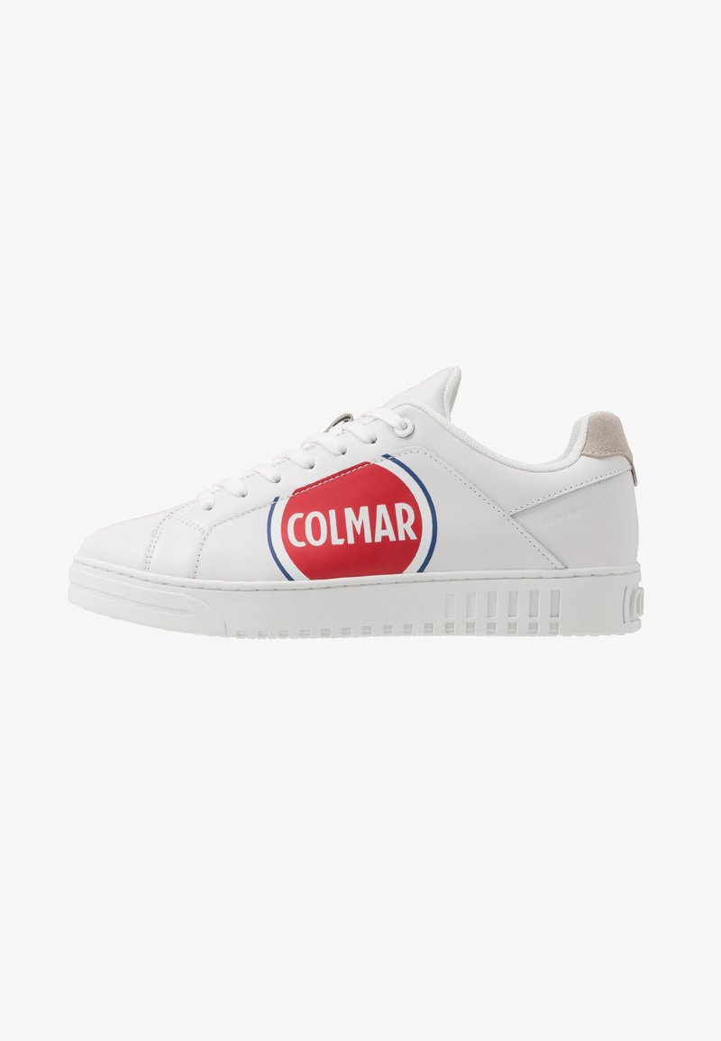 Colmar Originals - BRADBURY K-1 LOGO - Baskets basses - white