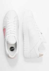Colmar Originals - BRADBURY K-1 LOGO - Baskets basses - white - 1