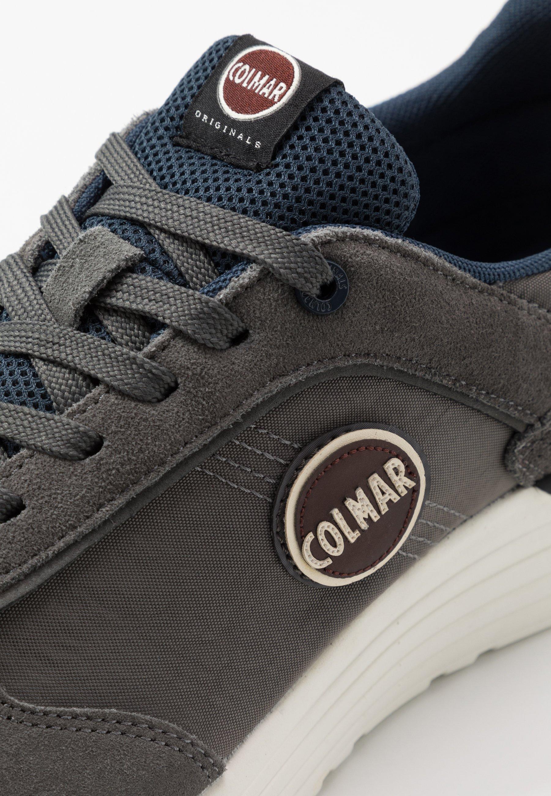 Colmar Originals TRAVIS X-1 TONES - Sneakersy niskie - grey/navy