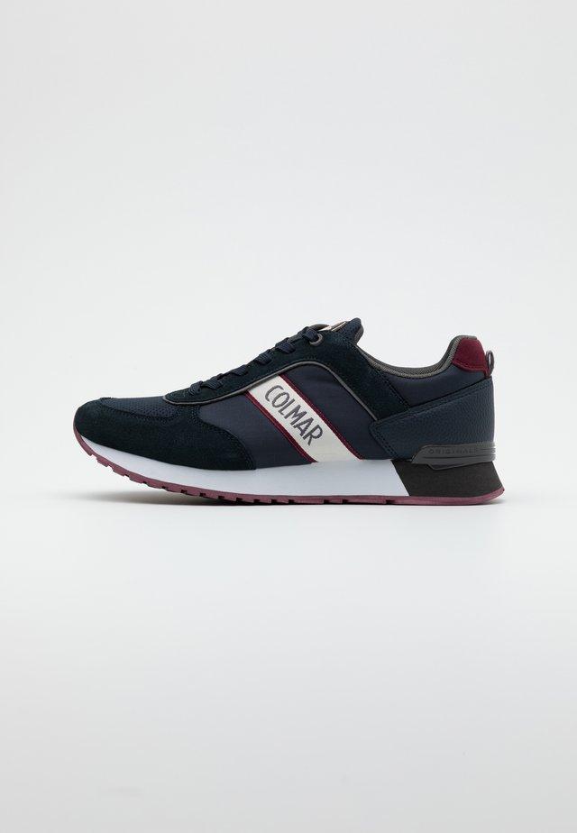 TRAVIS RUNNER - Sneaker low - navy