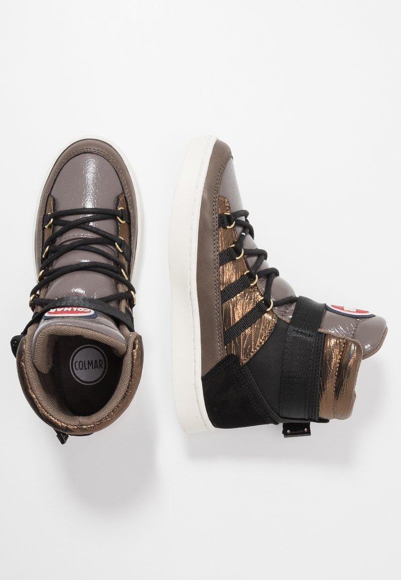 Colmar Originals - EVIE - Sneaker high - dark mud