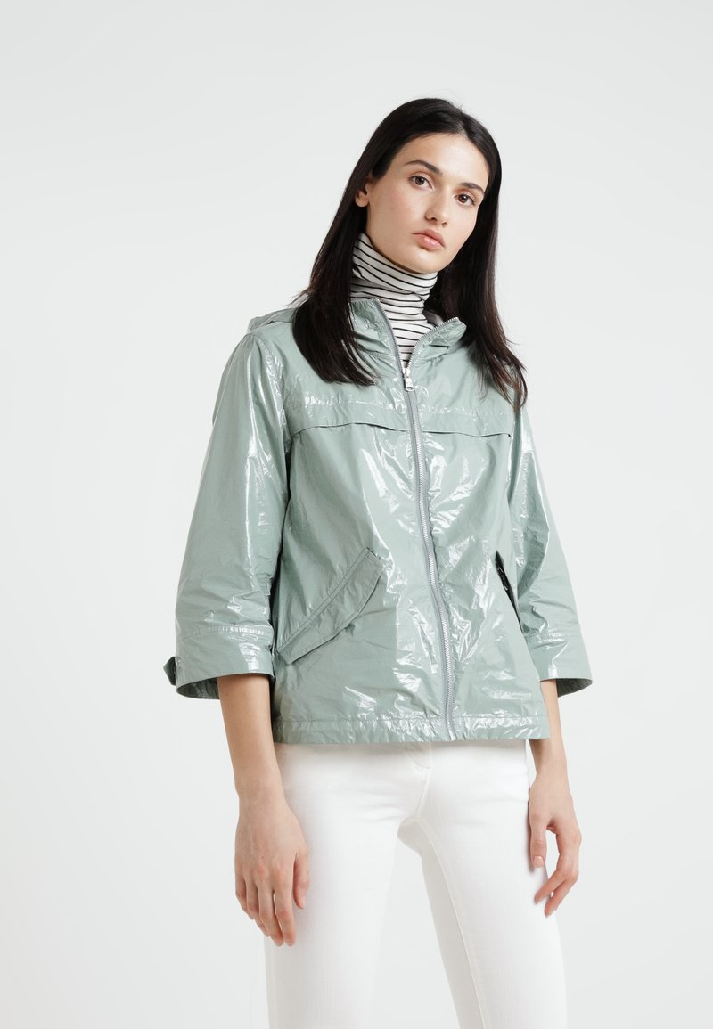 Colmar Originals - COATED BREAKER JACKET - Leichte Jacke - breeze
