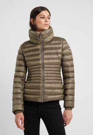 Down jacket - tank brunette
