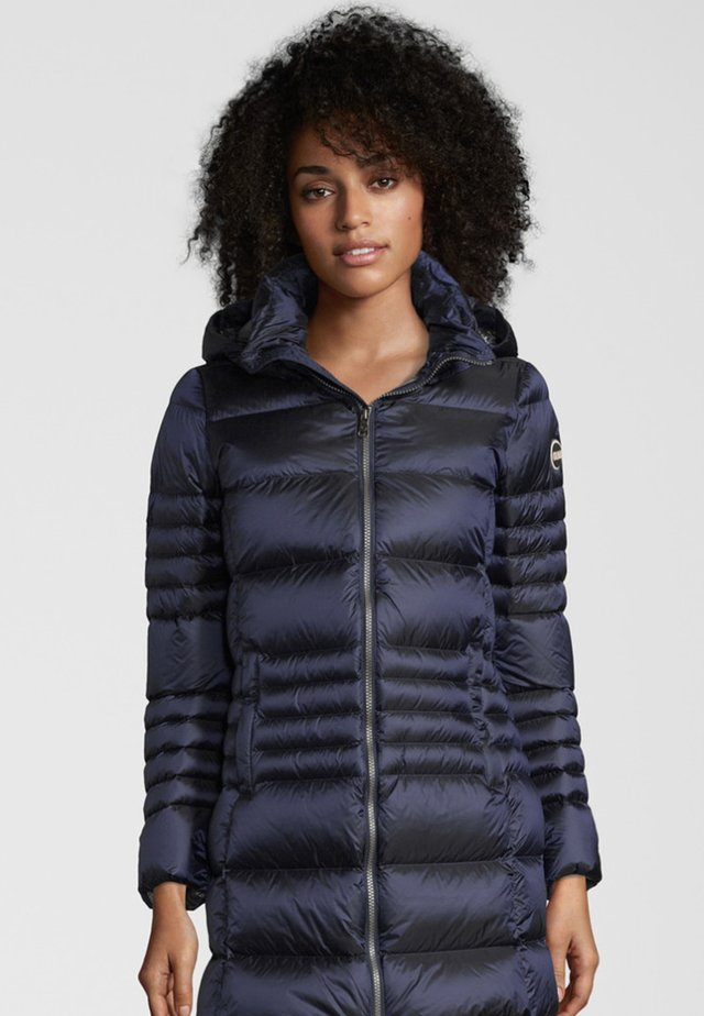 PLACE - Down coat - navy