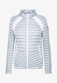 Colmar Originals - LADIES JACKET - Bunda z prachového peří - light steel/white - 5