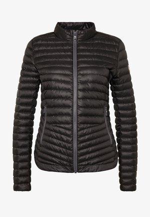 Down jacket - black/light steel