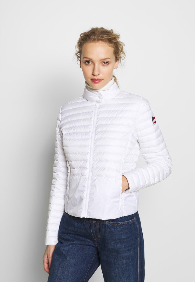 LADIES DOWN JACKET - Kurtka puchowa - white