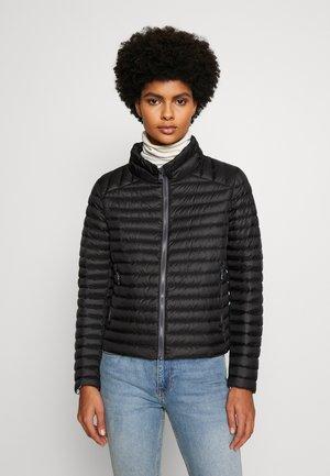 LADIES JACKET - Down jacket - black light steel