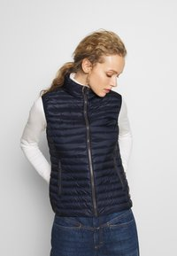 Colmar Originals - LADIES VEST - Smanicato - navy blue - 0