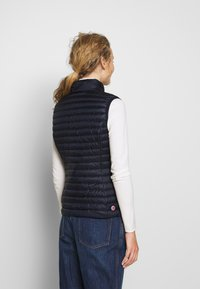 Colmar Originals - LADIES VEST - Smanicato - navy blue - 2
