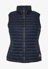 Colmar Originals - LADIES VEST - Smanicato - navy blue - 3
