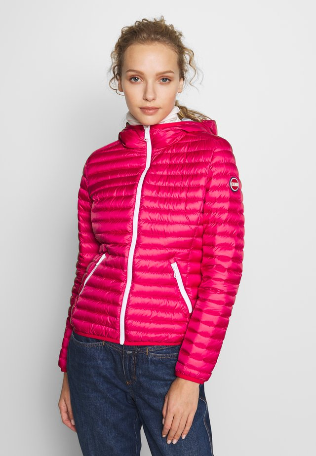 LADIES JACKET - Gewatteerde jas - fuchsia