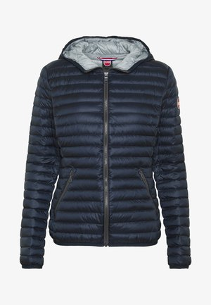 LADIES JACKET - Down jacket - navy blue/light steel