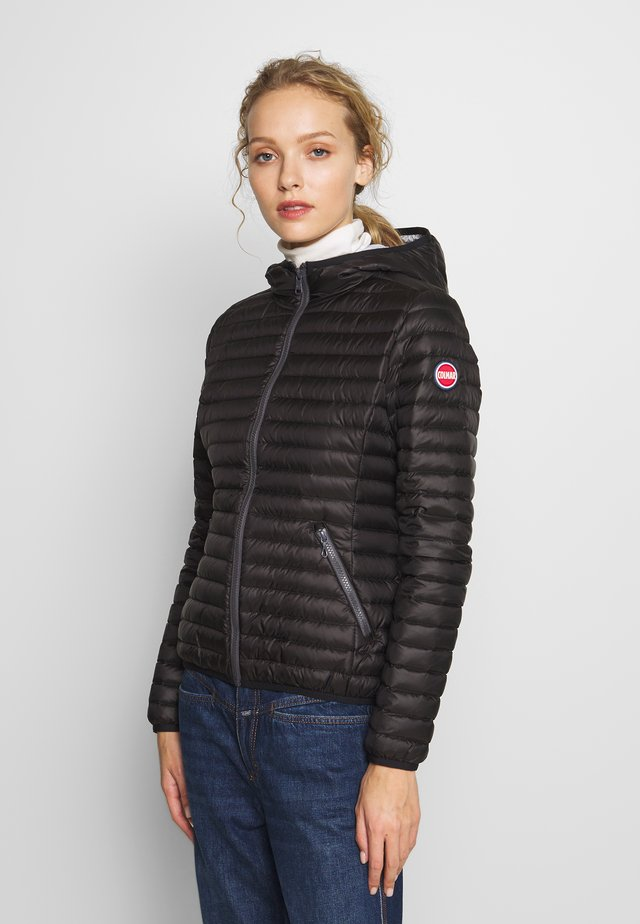 LADIES JACKET - Dunjacka - black