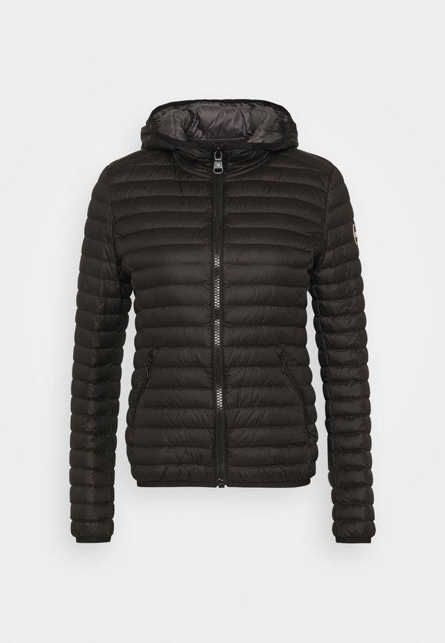 LADIES JACKET - Gewatteerde jas - black/spike