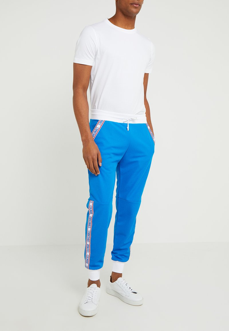 Colmar Originals - PANTS - Pantalon de survêtement - surfer
