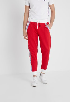 PANTS - Joggebukse - red