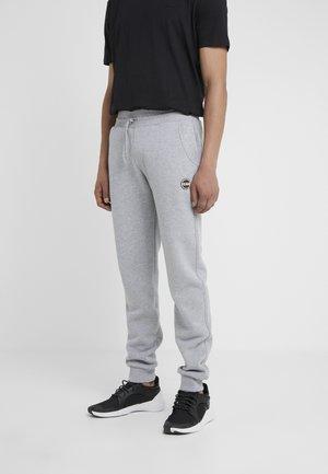 MENS PANTS - Verryttelyhousut - melange grey