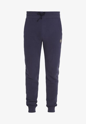 MENS PANTS - Verryttelyhousut - navy blue