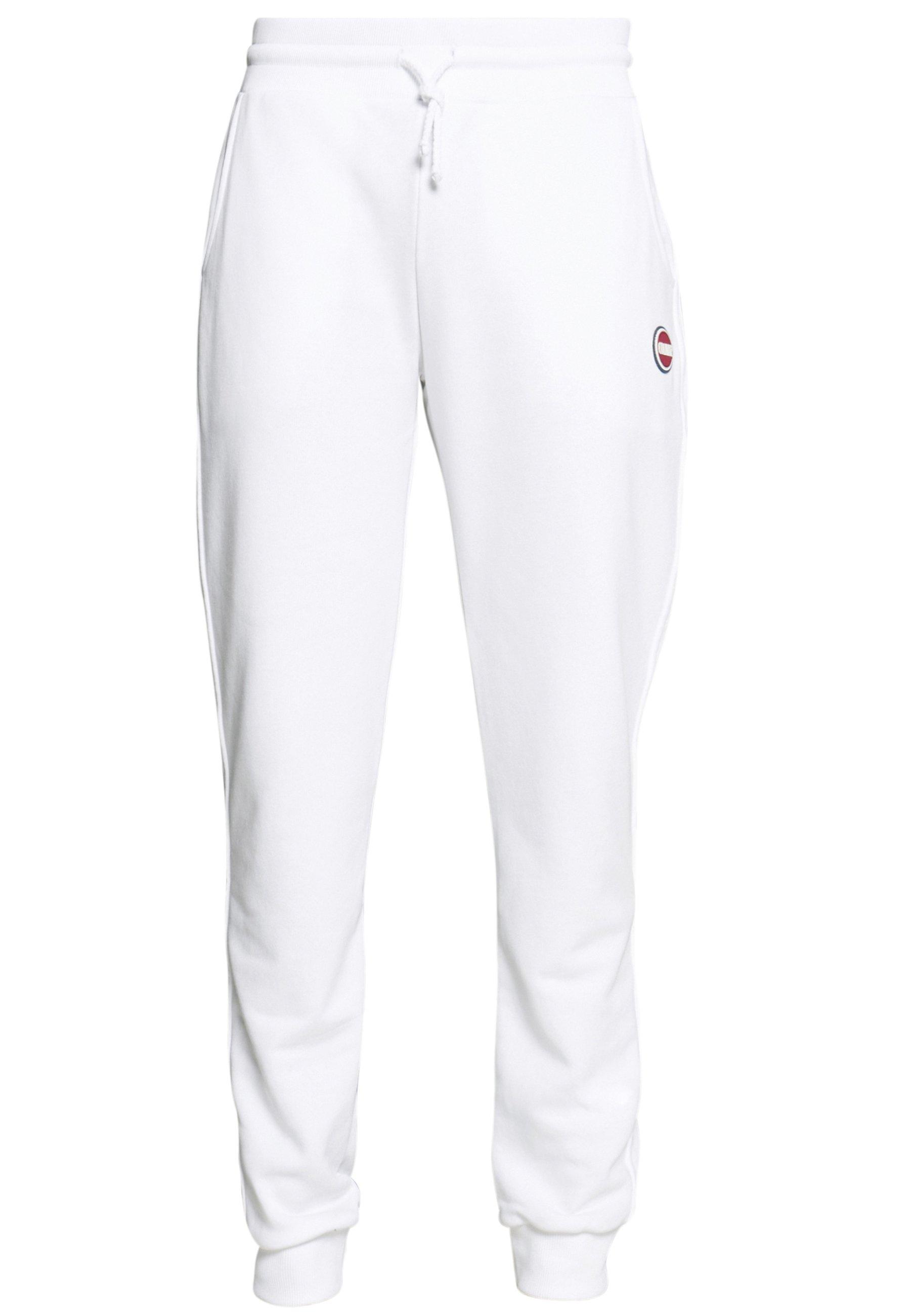 Colmar Originals Mens Pants - Träningsbyxor White