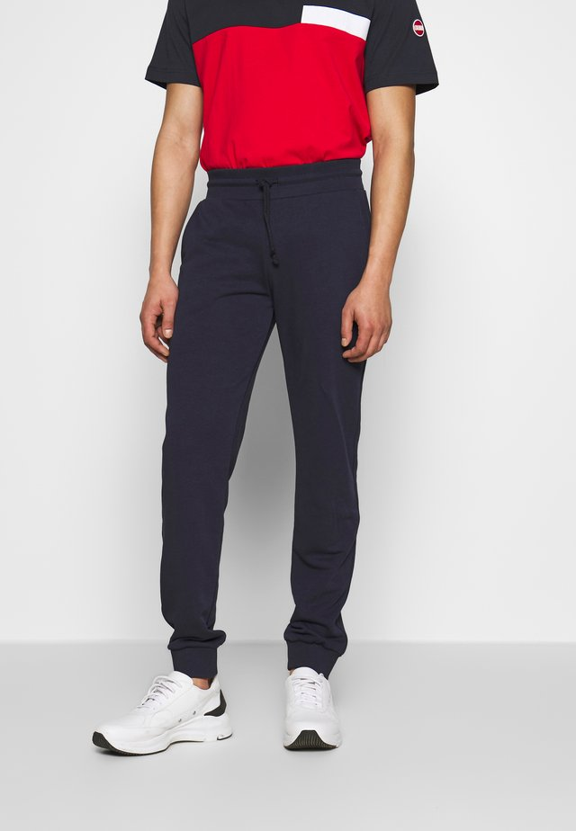 MENS PANTS - Pantaloni sportivi - navy blue