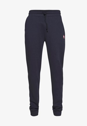 MENS PANTS - Tracksuit bottoms - navy blue