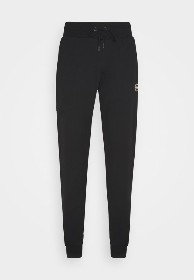 MENS PANTS - Tracksuit bottoms - black