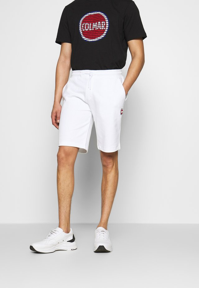 BERMUDA PANTS - Trainingsbroek - white