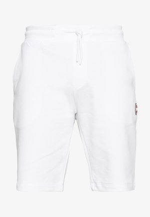 BERMUDA PANTS - Pantalon de survêtement - white