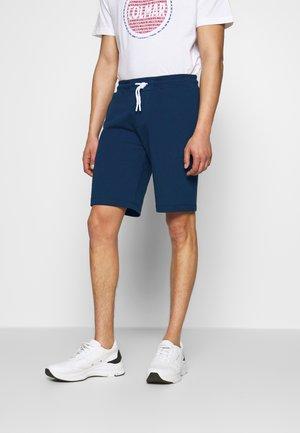 BERMUDA PANTS - Verryttelyhousut - navy blue