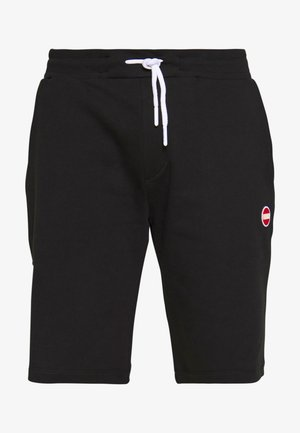 BERMUDA PANTS - Pantalon de survêtement - black