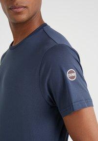 Colmar Originals - SOLID - T-shirts basic - navy - 4