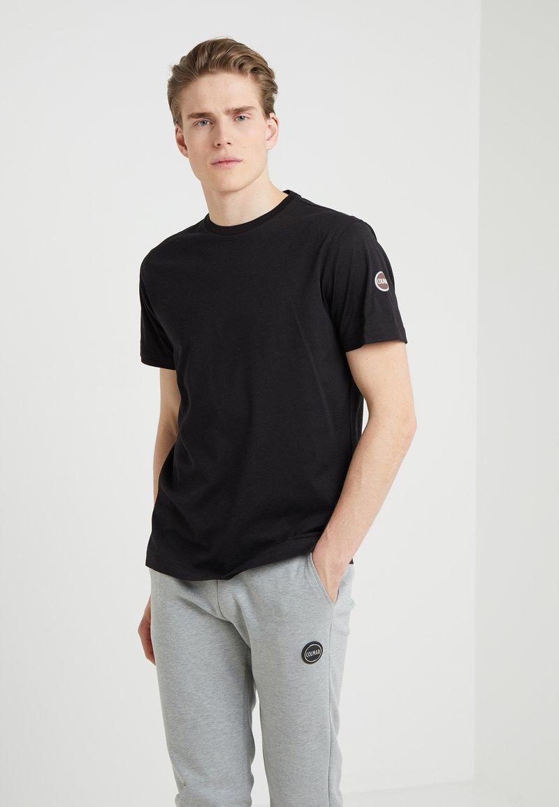 Colmar Originals - SOLID - Basic T-shirt - black