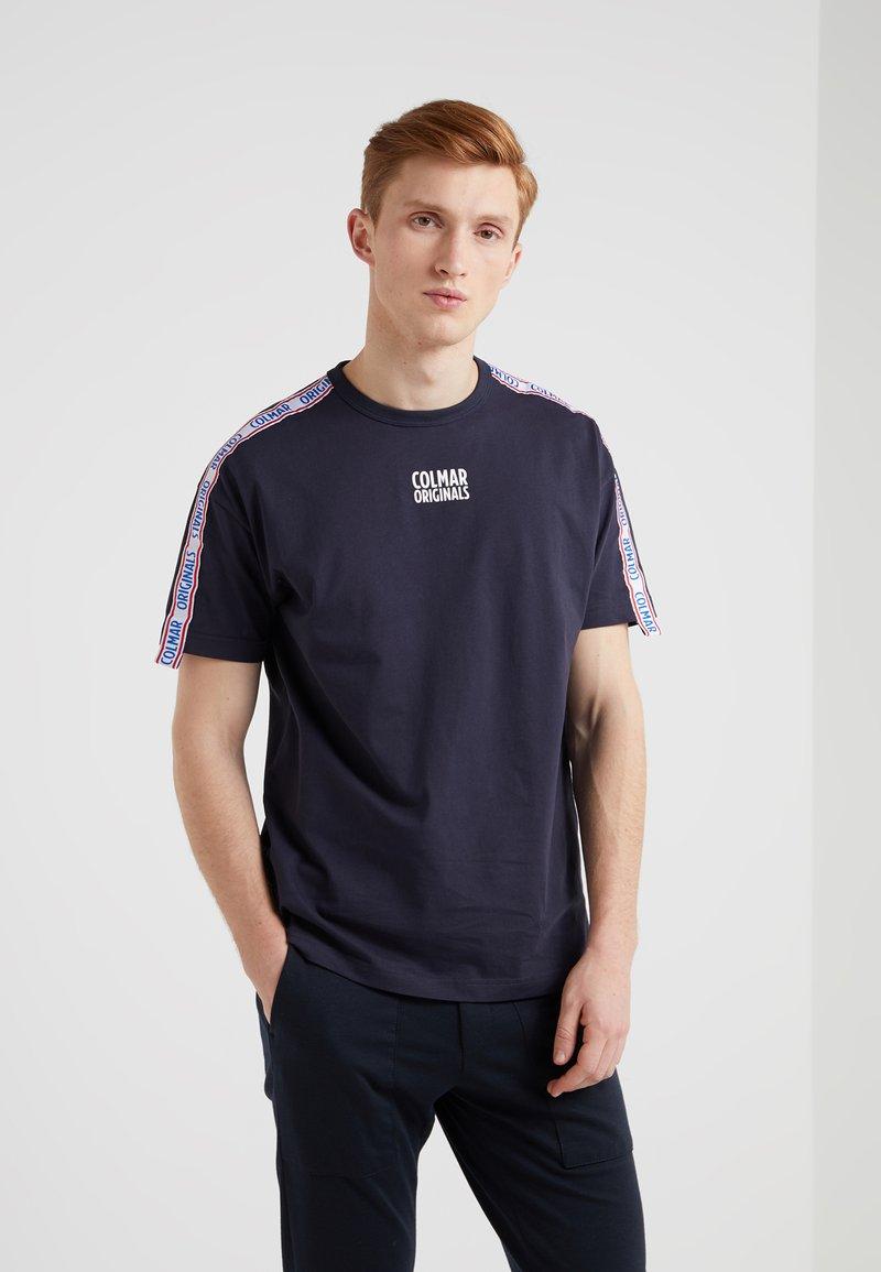 Colmar Originals - T-shirt print - navy