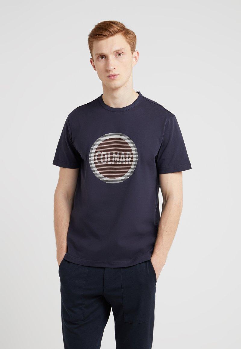 Colmar Originals - MENS SOLID COLOR - Print T-shirt - navy