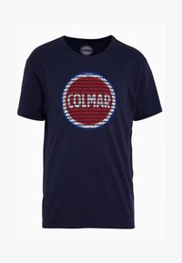 Colmar Originals - MENS SOLID COLOR - Print T-shirt - navy blue - 3