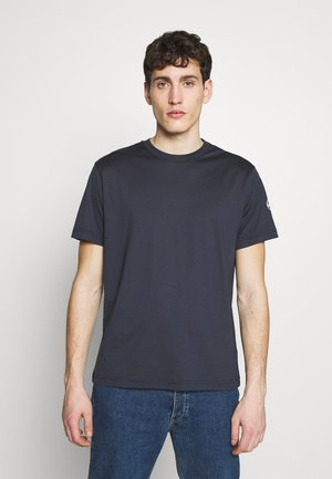 SOLID COLOR - T-shirt basic - navy blue