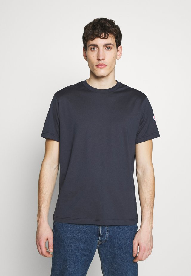 SOLID COLOR - T-shirt basic - navy blue