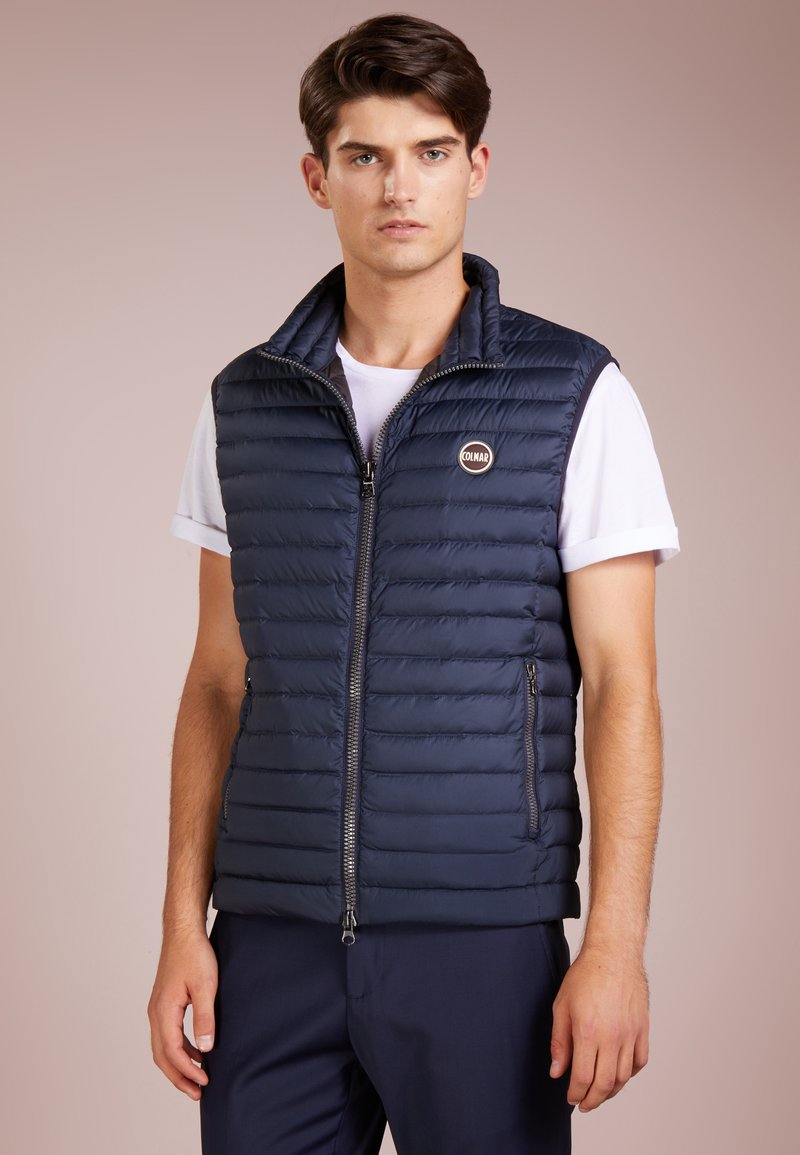 Colmar Originals - MENS VESTS - Chaleco - dark blue