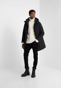 Colmar Originals - JACKETS - Dunkåpe / -frakk - black - 1