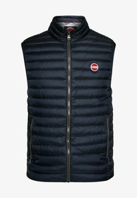 Colmar Originals - MENS VESTS - Veste sans manches - navy blue/light stee - 4