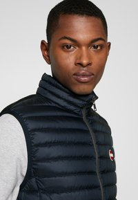 Colmar Originals - MENS VESTS - Veste sans manches - navy blue/light stee - 3