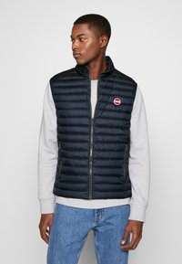 Colmar Originals - MENS VESTS - Veste sans manches - navy blue/light stee - 0