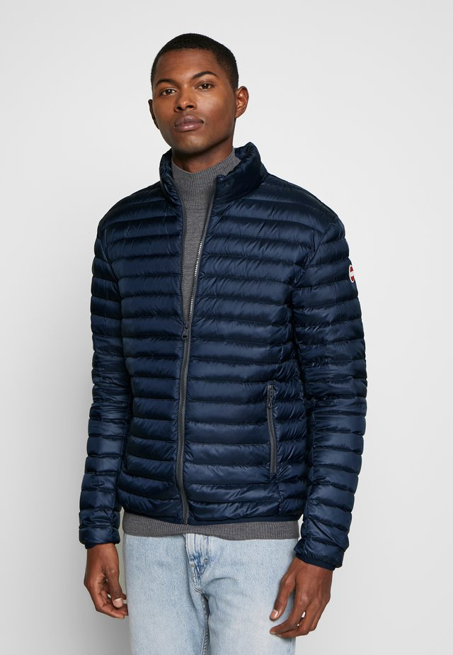 MENS JACKET - Gewatteerde jas - navy blue