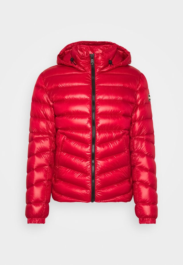 MENS - Down jacket - red