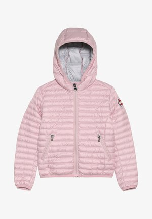BASIC LIGHT - Down jacket - light pink