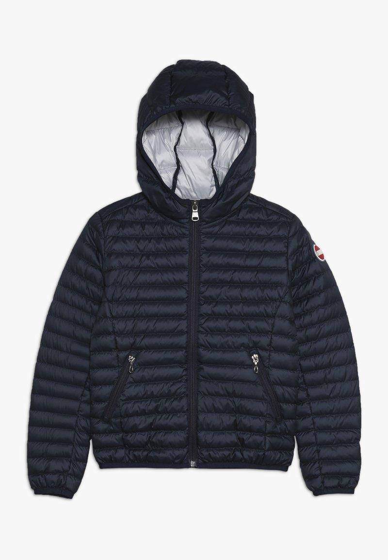 Colmar Originals - BASIC LIGHT - Down jacket - navy blue