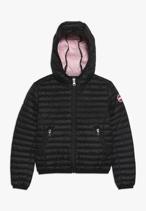 BASIC LIGHT - Down jacket - black