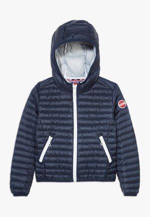 GIACCHE PIUMA JUNIOR - Light jacket - navy blue/light steel