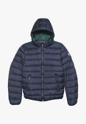 JACKET - Down jacket - navy blue